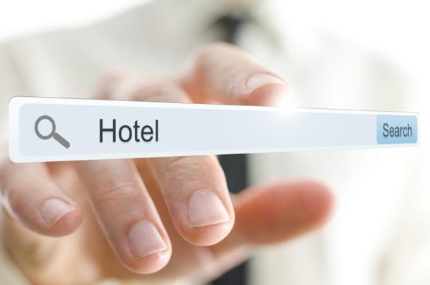 """""""Le terme « Hotel » représente 135000 recherches exactes sur Google """" - Crédit : © Gajus - Fotolia.com"""