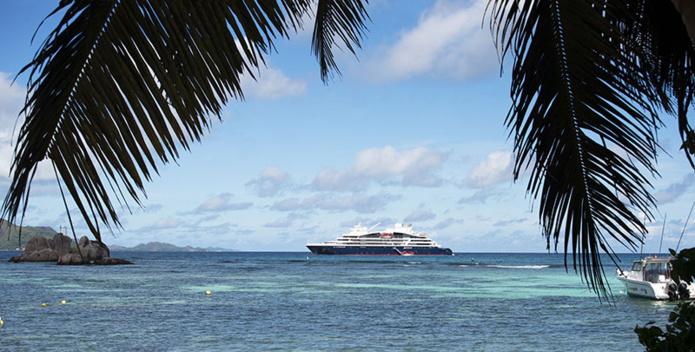 La Digue, Seychelles © PONANT - Tamar Sarkissian