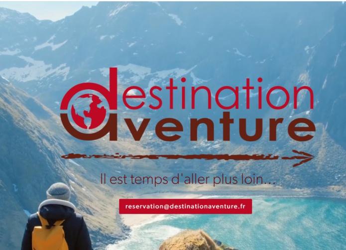Le site Destination Aventure vient de voir le jour - DR