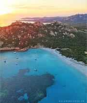 Roccapina © Voler en Corse
