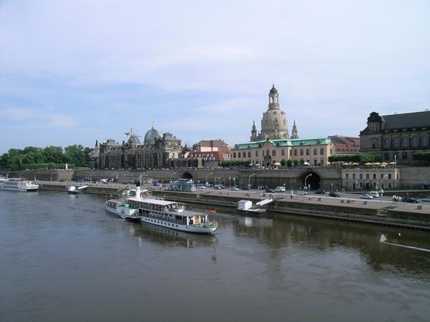 Entre monuments et musées, Dresde est une destination passionnante de court séjour, dans un savant mélange d'Histoire et d'avant-garde - DR