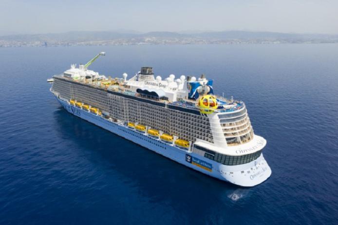 Le tout nouveau Odyssey of the Seas débutera le 3 juillet depuis Fort Lauderdale, emmenant les passagers dans de nouvelles croisières dans les Caraïbes de 6 et 8 nuits  - DR : RCI