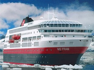 Hurtigruten édite sa nouvelle brochure ''Groenland''