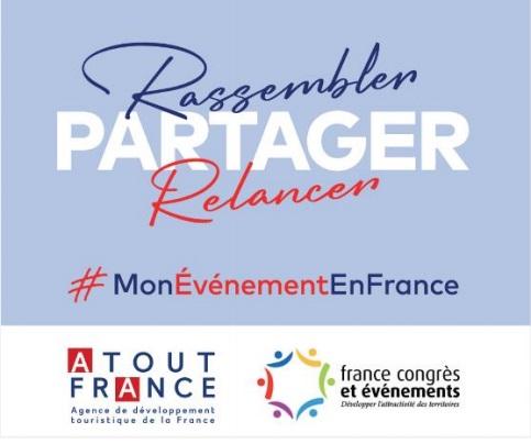 Atout France : une campagne de communication sera déployée pour soutenir la filière foires, congrès et salons - DR
