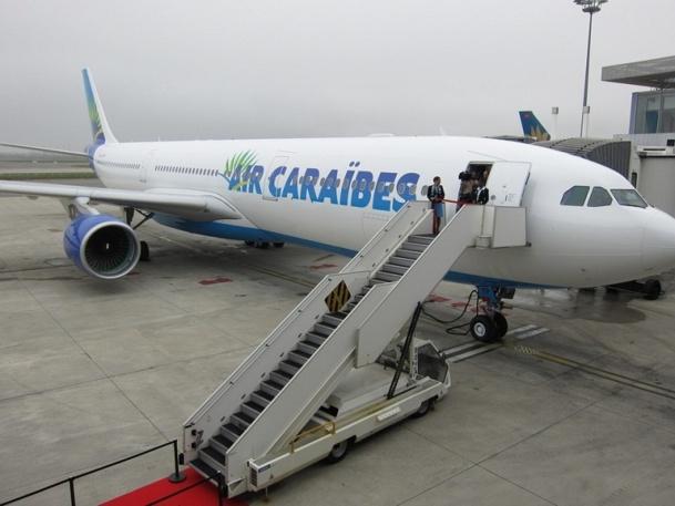 Parmi les 3 transporteurs aériens qui desservent les Antilles depuis la Métropole, Air Caraïbes semble être celui qui s'en sort le mieux actuellement - Photo DR