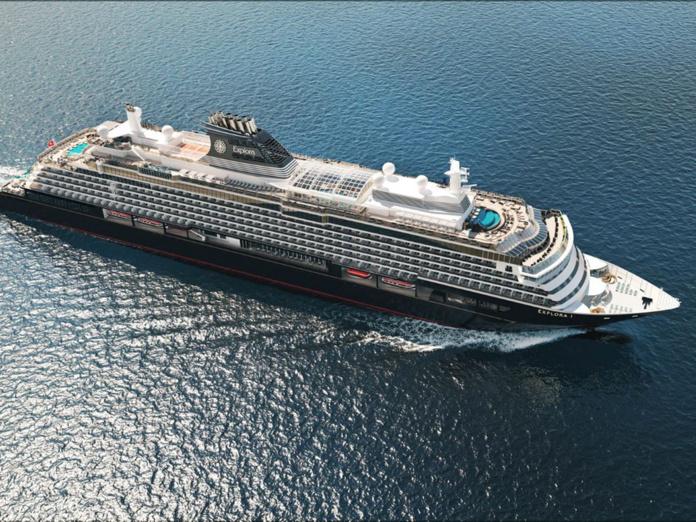 Le premier navire qui composera la flotte de la nouvelle marque de Luxe de MSC Croisières : Explora  Journeys - DR