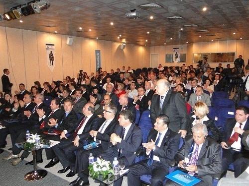 De nombreux professionnels s'étaient déplacés pour la dernière assemblée générale de l'AMFORHT - Photo DR