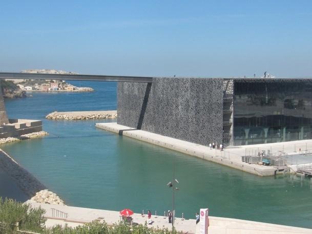 Les équipes du MuCEM travaillent actuellement à promouvoir le musée auprès des professionnels du tourisme - Photo P.C.