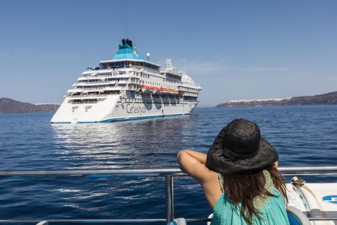 """Le Celestyal Olympia prendra la mer du 28 juin au 30 août avec un nouvel itinéraire de 7 nuits """"Archipel Légendaire"""" - DR : Celestyal Cruises"""