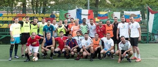 Euro 2020 : le come back de FreeCouch4Fans à Budapest