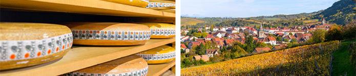 Comté © Alain Doire BFCT - Poligny Village © Alain Doire BFCT