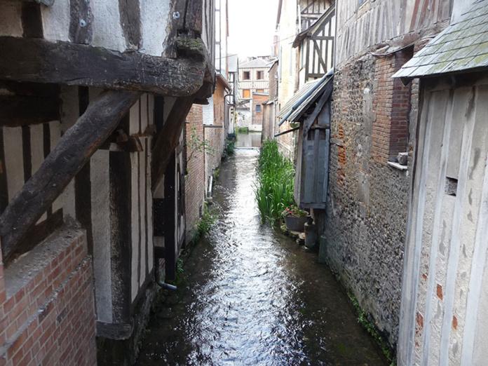 Le ruisseau des pâtissiers © Thérèse Aubreton