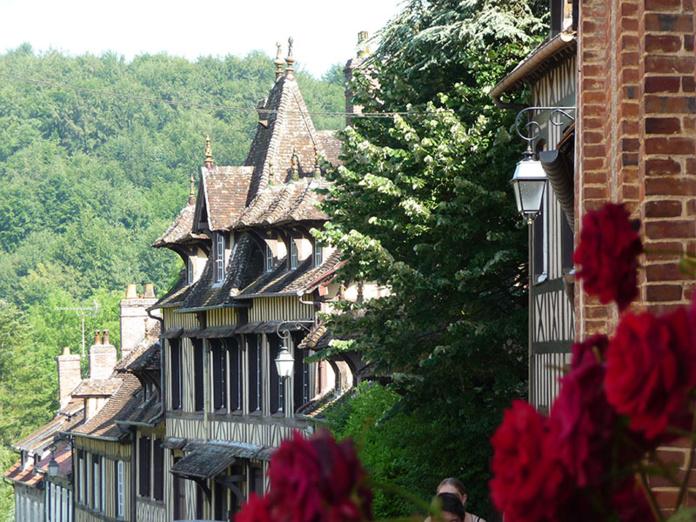 Lyons-la-Forêt  © ADT de l'Eure, M Aubry