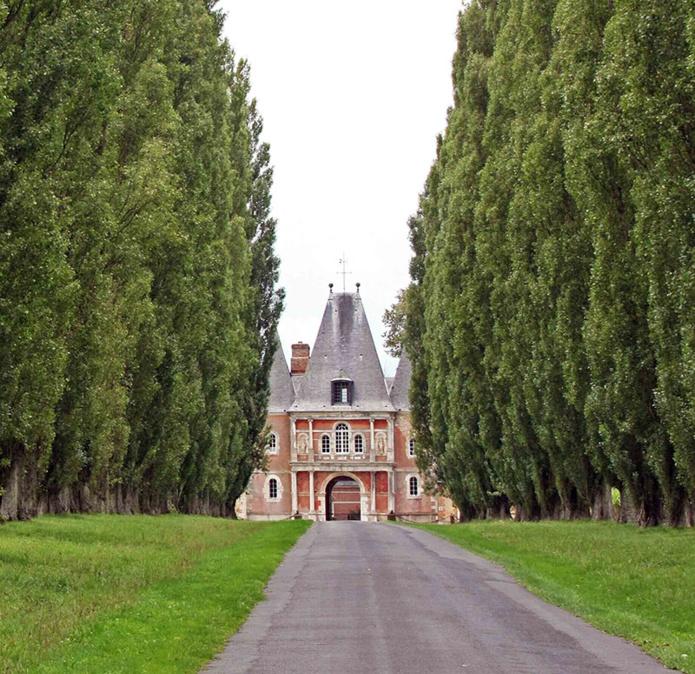 © Château de Bonnemare