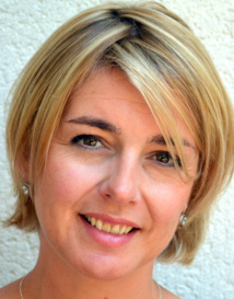 Nathalie Lafforgue a créé Les Cabines Blanches en 2011. ©DR