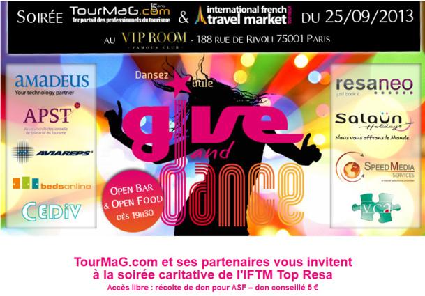 Lors de cette soirée exceptionnelle, TourMaG.com, média leader de la presse professionnelle, décernera aussi ses Trophées Tour Manager 1998-2013