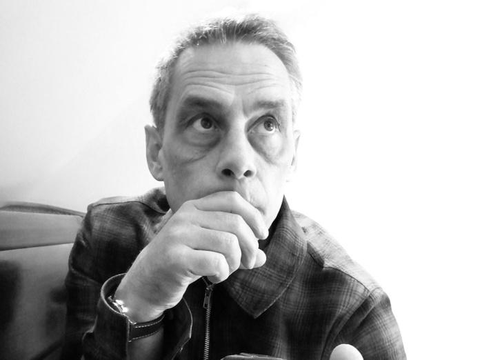 Auto-portrait de Gil Giuglio, photographe de voyages - DR