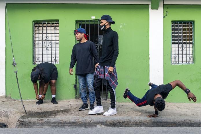 République Dominicaine : Favela de Gualey - Photo de Gil Giuglio photo-tourisme.com