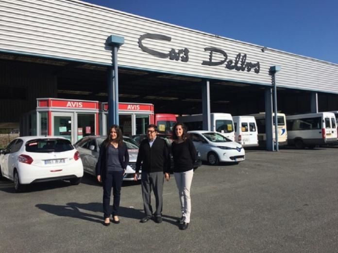 Fitour Voyages appartient au groupe familial Delbos, dirigé par Jean-Michel (gérant) et ses filles Virginie (pour la partie tourisme) et Alexandra (pour les autocars) - DR : Groupe Delbos