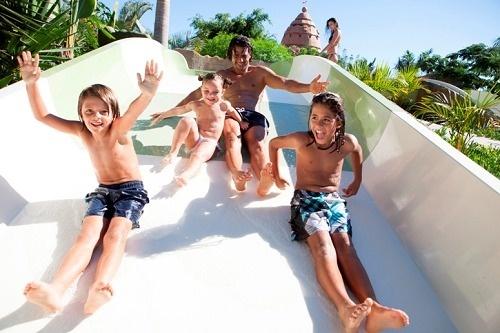 Le Siam Park a inauguré plusieurs nouvelles attractions pour l'été 2013 - Photo DR