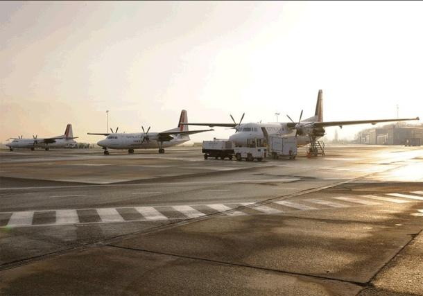 Les milieux bien informés allemands pariaient sur la conclusion de la vente de Cityjet, la filiale irlandaise d'Air France/KLM à Intro-Aviation avant la fin de ce mois. - DR CITYJET