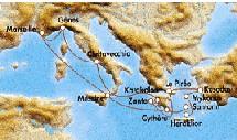Croisifrance : 13 croisières dans les Iles grecques