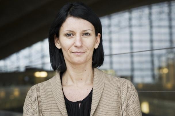 Eliane Barbosa, la DRH de Voyages-sncf.com. DR