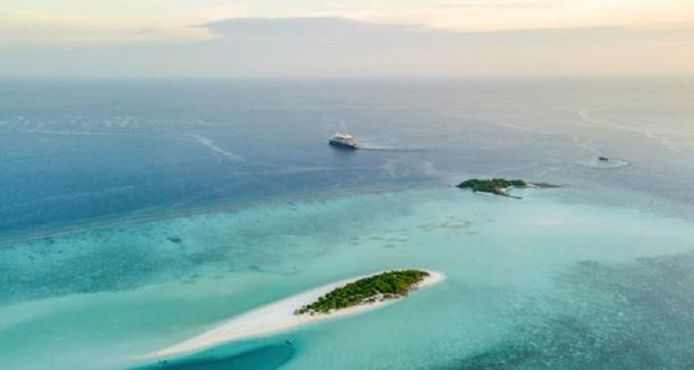 Le jeudi 24 juin à 16h, Ponant organise un webinaire sur les îles de l'océan Indien - DR : Ponant