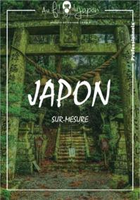 La brochure dédiée aux voyages sur-mesure au Japon pour les agences et professionnels du tourisme - DR