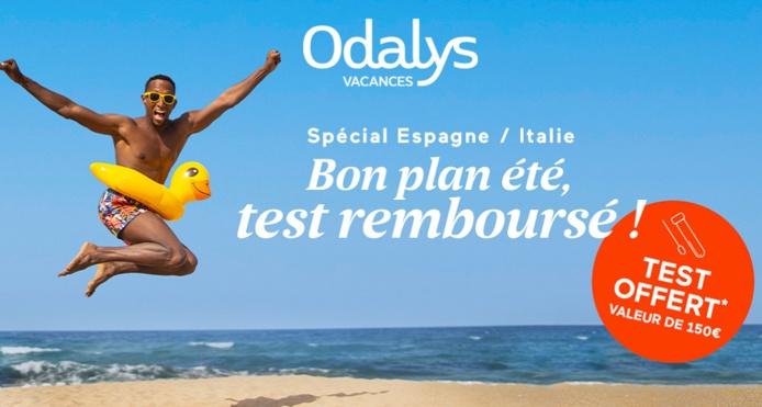 Odalys offre un bon d'achat d'une valeur de 150 € valable un an - DR