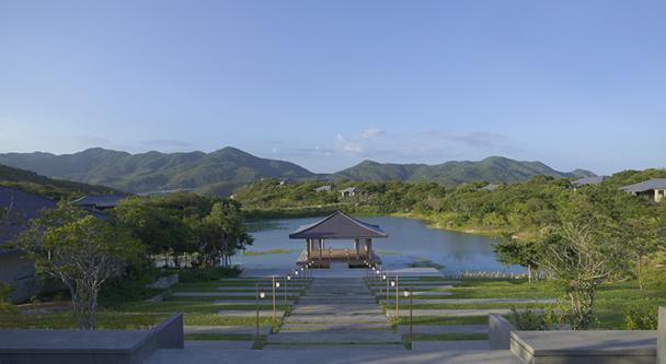 L'Amano'i est le 26ème établissement du groupe - DR : Aman Resorts