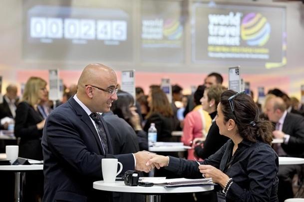 En 2012, la formule a rassemblé 310 clients et 867 exposants sur 2 jours - DR : Reed Travel Exhibitions