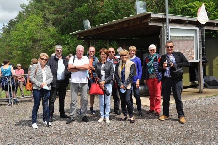 L'AFST organisera un déjeuner le 14 octobre 2021 à Strasbourg avec la présence Georges Azouze - EM