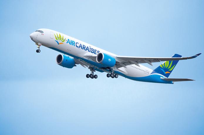 La compagnie proposera jusqu'à 4 vols hebdomadaires à destination de Punta Cana, dont un vol A/R direct le samedi - DR : Air Caraïbes