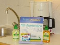 Pierre & Vacances : un kit nettoyage écolo !