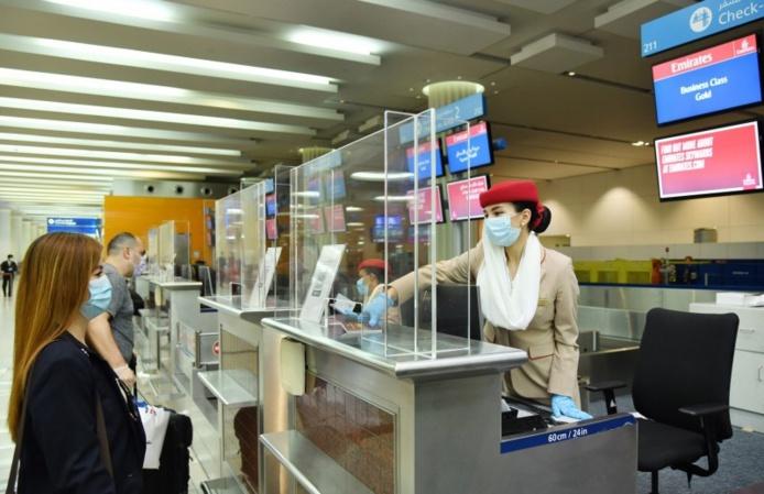 Emirates étend l'utilisation du Travel Pass de IATA à dix destinations - DR : Emirates