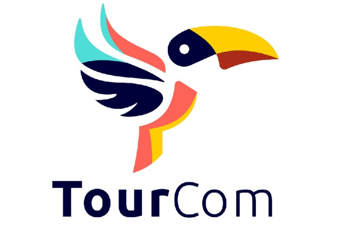 Un nouveau logo coloré représentant un toucan, devient le symbole du réseau - DR : TourCom