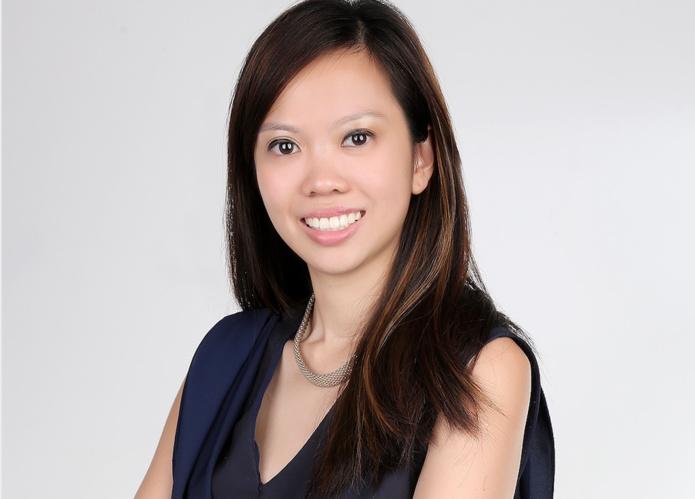 Melissa Jane Thompson, nouvelle représentante de Singapour pour le marche français ©DR