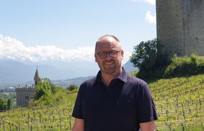 Expert en marketing territorial, le nouveau directeur de l'OT aura notamment pour mission de poursuivre le travail porté par l'ensemble des équipes de Grand Chambéry Alpes Tourisme - DR