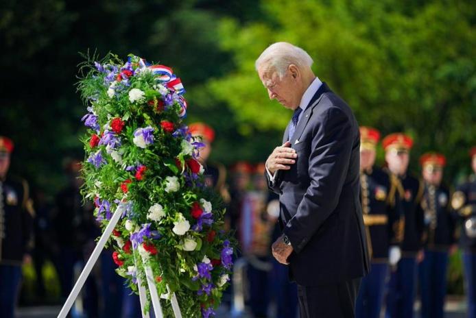 Joe Biden, le président des USA, s'est montré inquiet face à l'émergence du variant Delta, alors que la vaccination piétine un peu - Crédit photo : Compte Twitter @Potus