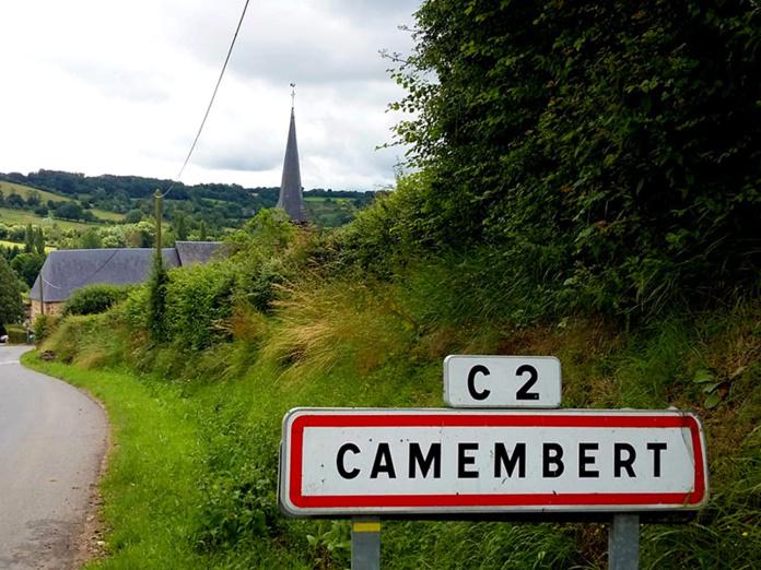 Camembert © Normandie à la Loupe