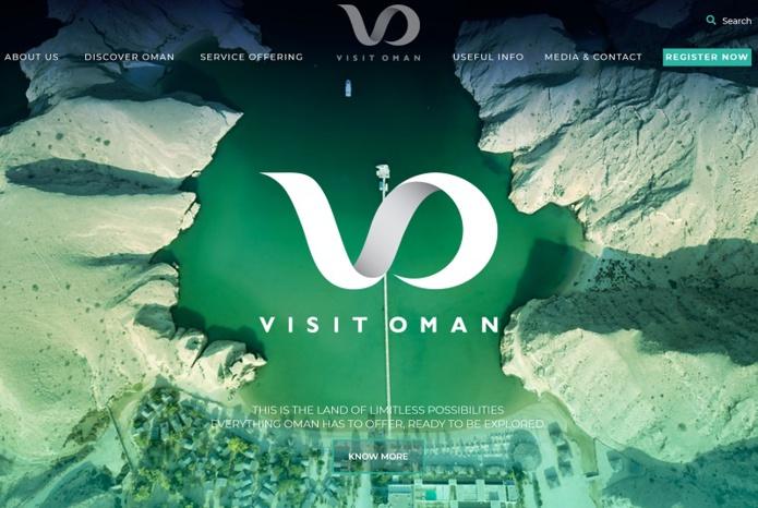 VisitOman.om est le premier portail de réservation et d'information national en ligne dédié à la destination - DR : Visit Oman