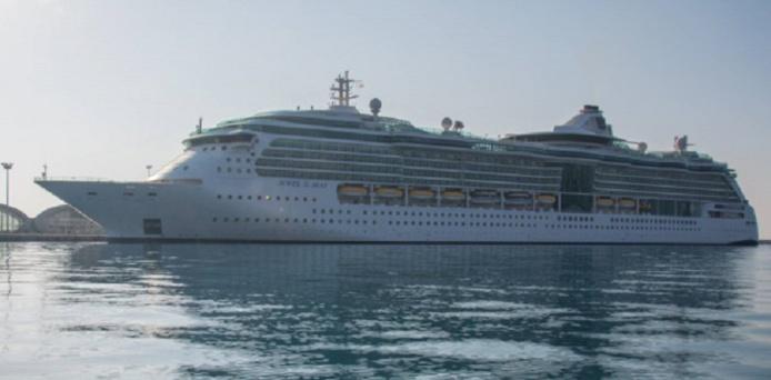 Le 6 juillet 2021, le Jewel of the Seas s'est lancé dans une avant-première de 2 nuits au départ de Limassol (Chypre) - DR : RCI