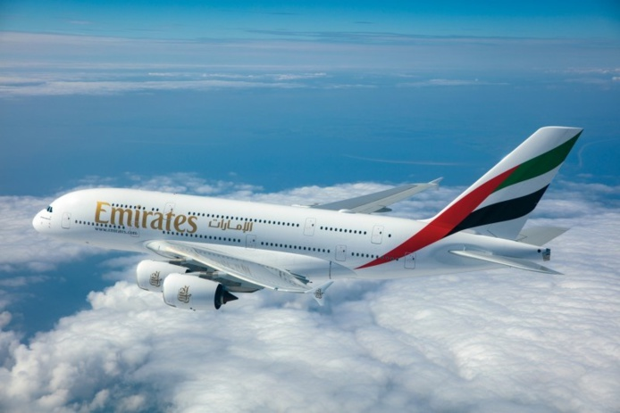 Emirates assurera deux vols hebdomadaires vers l'île Maurice à partir du 15 juillet - DR : Emirates