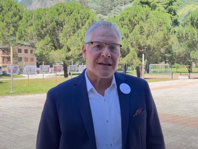 Patrick Grand'Eury a été renouvelé à la présidence du Cluster Montagne pour trois ans - DR : Cluster Montagne