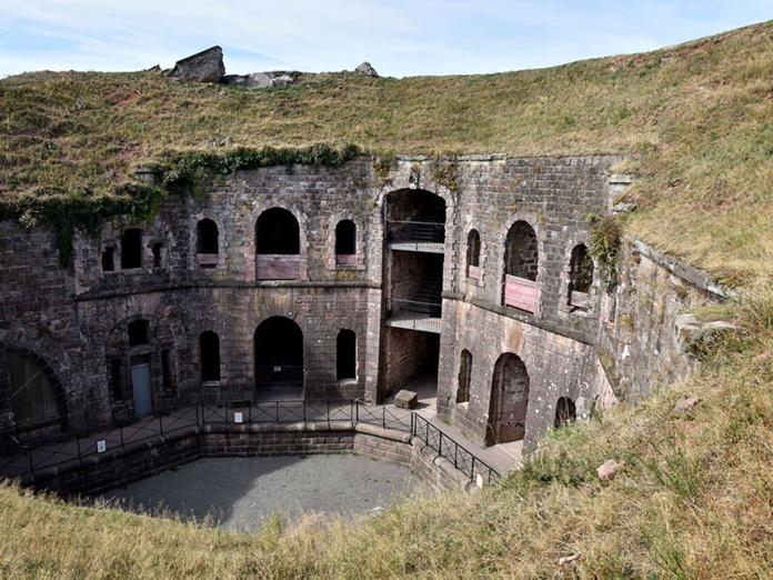 Fort Dorsner de Giromagny © CD 90 - JFL