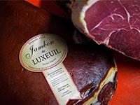Jambon de Luxeuil © Office de Tourisme Luxeuil Les Bains