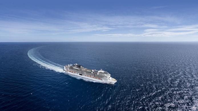 Le MSC Virtuosa va mettre à l'honneur les pays du Golfe - DR