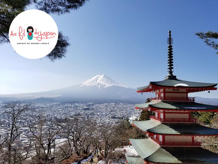 Au fil du Japon, Réceptif Japon