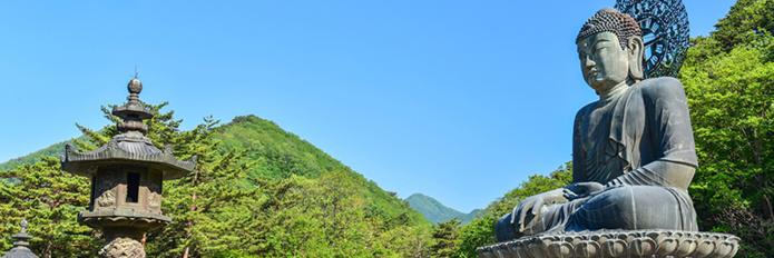 Cap CORÉE , Réceptif Corée du Sud